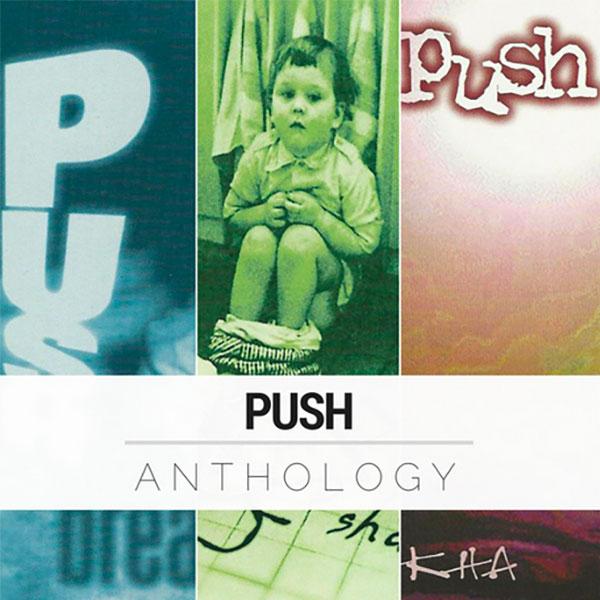 Push Anthology cover art